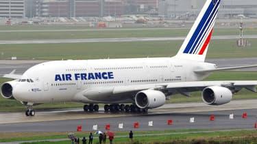 Air France scinde son activité voyageurs