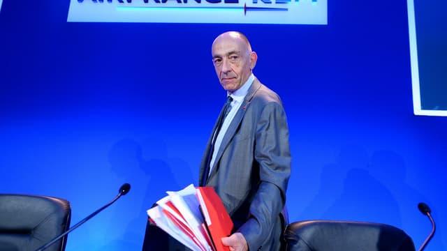 Jean-Marc Janaillac quittera la tête de la compagnie le 15 mai.