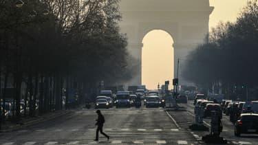 D'après la mairie de Paris, la circulation a diminué de près de 4% sur certains axes en un an.