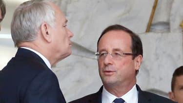 Jean-Marc Ayrault a surpris tout le monde avec l'annonce de l'annulation de la loi ce mercredi matin.