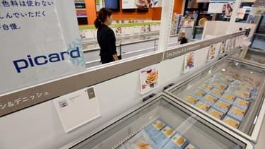Picard ouvre sa première boutique au Japon ce lundi