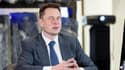 Le patron de Tesla Elon Musk.