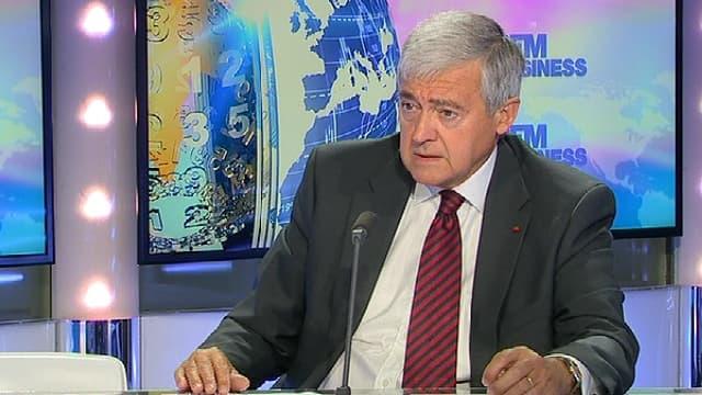 Pierre Mongin était l'invité de Stéphane Soumier dans Good Morning Business ce 2 septembre.