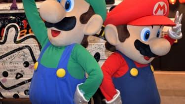 Mario et Luigi, personnages phare de la galaxie Nintendo, vont débarquer sur mobile.