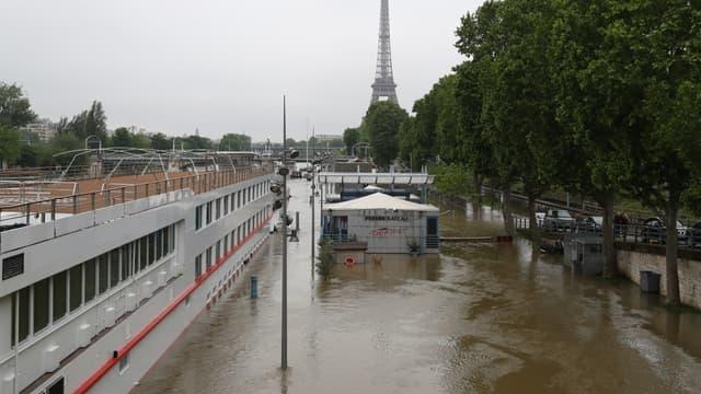 Plusieurs communes avaient été placées en état de catastrophe naturelle en Ile-de-France.