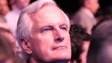 Michel Barnier veut donner un droit de regard aux actionnaires sur la rémunération des dirigeants d'entreprises