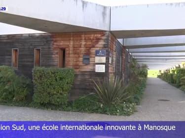 Région Sud, une école internationale innovante à Manosque