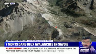 7 morts dans deux avalanches en Savoie