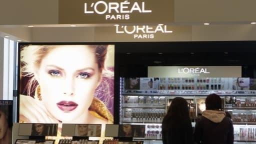 """L'Oréal estime que les perspectives de ces deux marques sont """"prometteuses""""."""