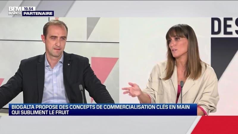 Jérôme Maubourguet (Biogalta) : Biogalta propose des concepts de commercialisation clé en main qui subliment le fruit - 02/01