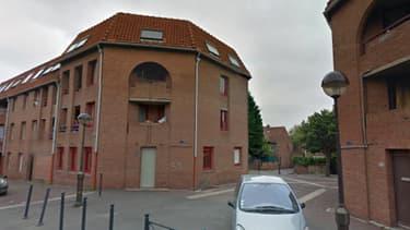 Les faits se sont produits rue Archimède à Roubaix, dans le quartier populaire de l'Alma.