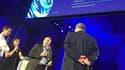 Le lauréat Ubitransport a été créé en 2012 par Jean-Paul Medioni, qui a reçu son prix lors de la soirée organisée par Deloitte France.