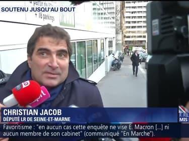 François Fillon soutenu jusqu'au bout malgré sa mise en examen