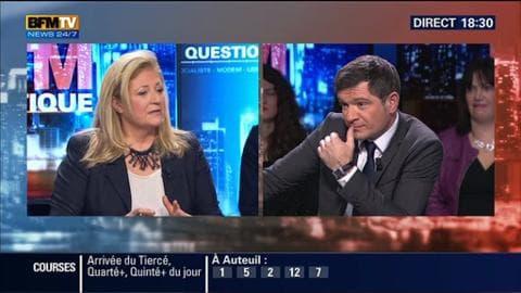 BFM Politique: L'interview BFM Business de Benoist Apparu par Hedwige Chevrillon (2/6) - 01/03