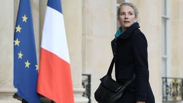 Delphine Batho à l'Elysée le 25 avril 2016.