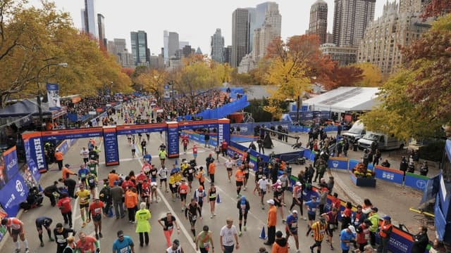 Marathon de New York 2013
