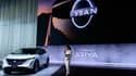 L'Ariya, l'un des véhicules qui doit contribuer au renouveau de Nissan.