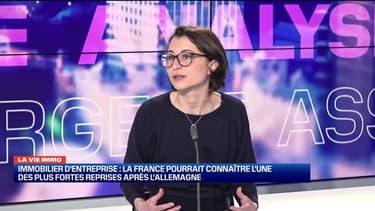 Marie Coeurderoy: La France pourrait connaître l'une des plus fortes reprises en matière d'immobilier d'entreprise après l'Allemagne - 16/03