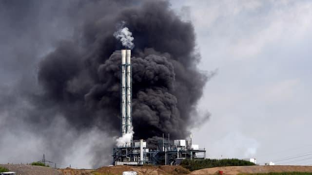 L'explosion dans une usine de traitement des déchets en Allemagne (photo d'illustration)