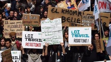 Une nouvelle manifestation est prévue contre la loi Travail (photo d'illustration).