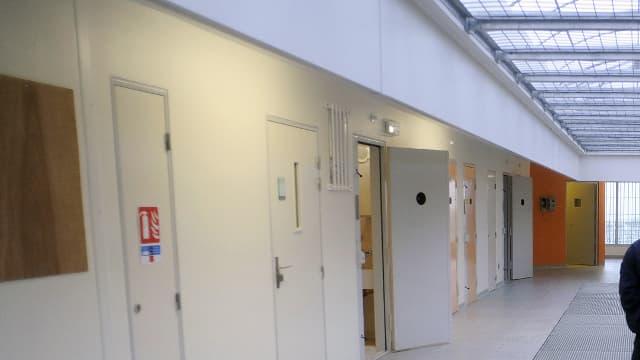 Les quartiers réservés aux détenus radicalisés comportent des dysfonctionnements d'après un rapport (photo d'illustration)