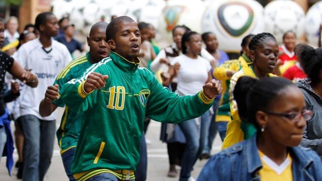 Trois techniciens français ont formé des éducateurs sud-africains