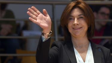Martine Vassal, présidente LR du Conseil départemental des Bouches-du-Rhône.