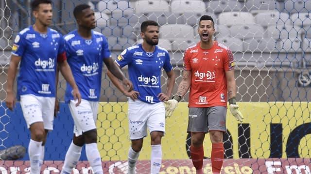 Les joueurs de Cruzeiro relégués