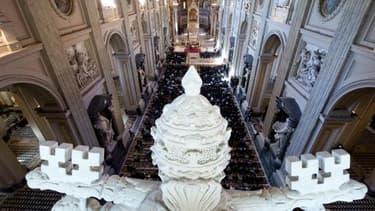 Le Vatican pourrait également fusionner ses services