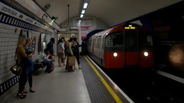 Thales serait sur le point de remporter un mégacontrat portant sur la modernisation de quatre lignes du métro de Londres (image d'illustration).