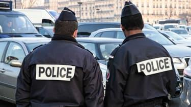 Un conducteur de voiture flasheuse a été contrôlé positif au cannabis par la police à Paris (illustration).