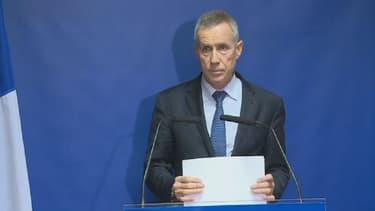 Le procureur de la République, François Molins, samedi.