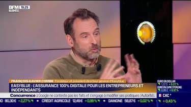 Le deuxième gagnant du casting de #Paris de la #BFMAcadémie est Easy Blue coach d'assurance en ligne pour les entrepreneurs