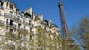 Les prix des logements anciens flambent à Paris, record de 8.800 euros le m² en vue à l'été.