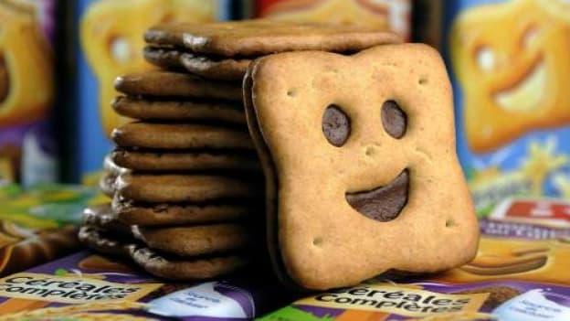 Les biscuits BN sont la propriété de United Biscuits