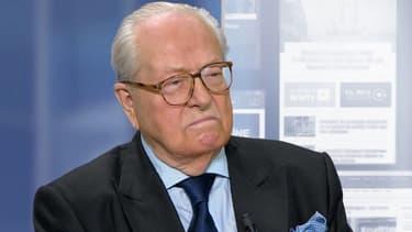 Jean-Marie Le Pen sur BFMTV.