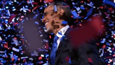 """Réélu, Barack Obama fait face à l'un de ses plus grands défis avec le """"fiscal cliff"""", la falaise budgétaire"""