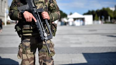 Le corps du militaire a été découvert par ses collègues. (Image d'illustration)