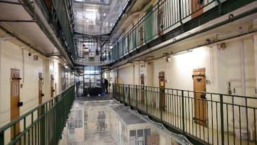 Image d'illustration de la prison de Fresnes, le 11 janvier 2018