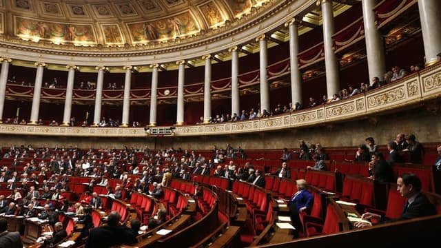 Les députés français ont adopté mardi par 317 voix contre 217 le projet de loi de finances pour 2013 que le Sénat examinera à son tour à partir de jeudi. /Photo prise le 23 octobre 2012/REUTERS/Charles Platiau
