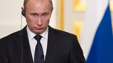 """""""Nous avons des lignes rouges au-delà desquelles commence la destruction des fondements moraux de notre société"""", a expliqué Vladimir Poutine."""