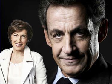 Nicolas Sarkozy invité exceptionnel de Ruth Elkrief
