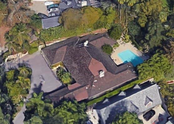 La dernière acquisition de Jeff Bezos, une villa jouxtant la propriété qu'il a achetée à Beverley Hills en 2007.