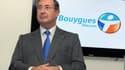 """Pour Martin Bouygues, les prix dans les télécoms en France vont """"inévitablement remonter à terme""""."""