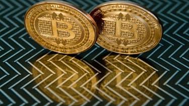 Les Suisses pourront bientôt acheter des bitcoins dans leurs gares. (image d'illustration)