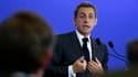 Nicolas Sarkozy prévoit notamment la primauté de l'accord d'entreprise sur l'accord de branche.