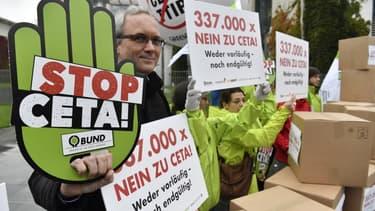Avec la décision de la Wallonie, la Belgique ne pourra signer l'accord de libre-échange