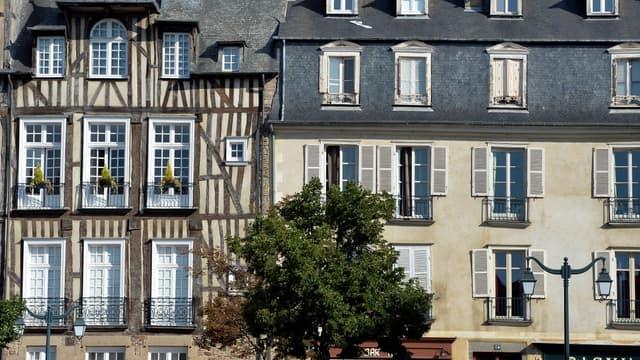 Après Bordeaux, les prix à Rennes montent en puissance.