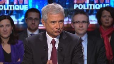 Claude Bartolone, le président de l'Assemblée nationale, s'est dit ouvert à la suppression de certains départements.