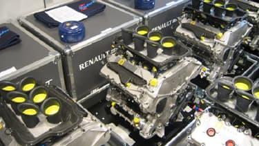 L'usine de Curitiba, au Brésil, va produire 100 000 moteurs de plus pour les véhicules de Renault.